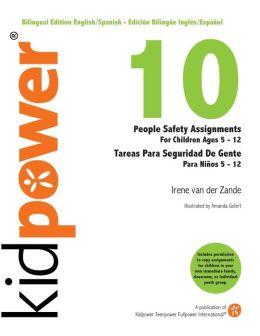 10 People Safety Assignments for Children Ages 5-12: Personas de Seguridad Asignaciones Para Ninos 5-11