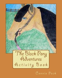 The Black Pony Adventures Activity Book