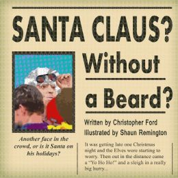 Santa Claus? Without a Beard?