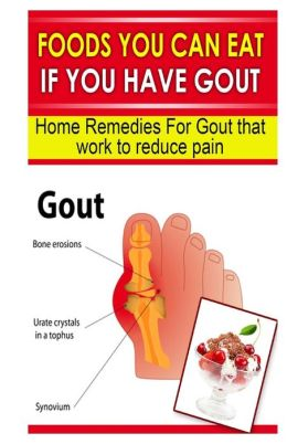 Foods You Can Eat If You Have Gout: Home Remedies for Gout That Work to Reduce Pain
