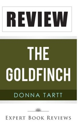 The Goldfinch: By Donna Tartt -- Review