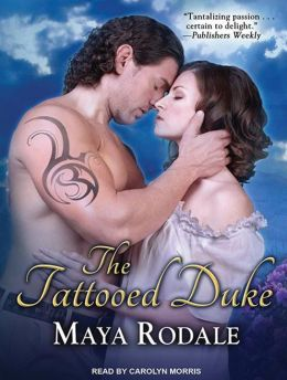 The Tattooed Duke (Writing Girl Series #3)