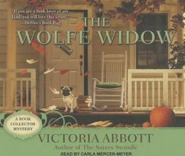 The Wolfe Widow (Book Collector Mystery Series #3)