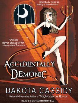 Accidentally Demonic (Accidentals Series #4)