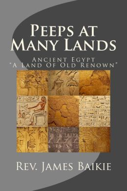 Peeps at Many Lands: Ancient Egypt,