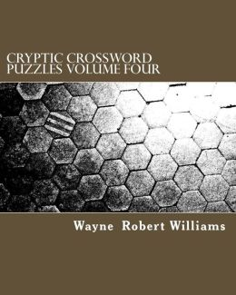 Cryptic Crossword Puzzles Volume Four