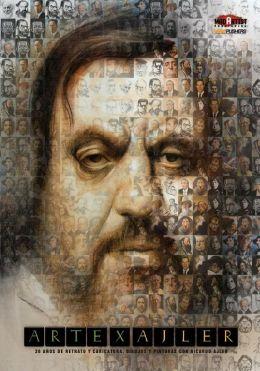 Arte X Ajler: 30 a os de retrato y caricatura, dibujos y pinturas con Ricardo Ajler