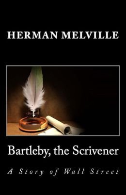 an analysis of herman melvilles story bartleby the scrivener 46 quotes from bartleby the scrivener: ― herman melville, bartleby tags: , bartleby, the scrivener a story of wall-street 2 likes.