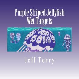 Purple Striped Jellyfish