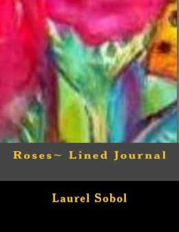 Roses Lined Journal
