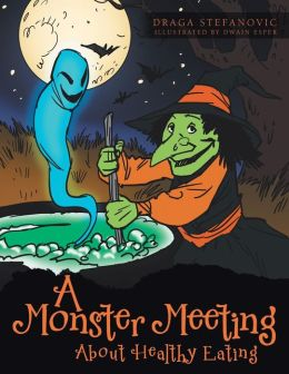 A Monster Meeting about Healthy Eating