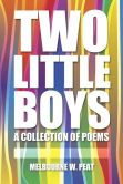 Book Cover Image. Title: Two Little Boys:  A Collection of Poems, Author: Melbourne W. Peat