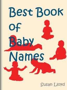 Best Book of Baby Names