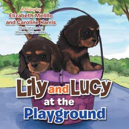 Lily and Lucy at the Playground