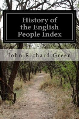History of the English People Index