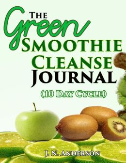 10 day green smoothie cleanse shopping list pdf