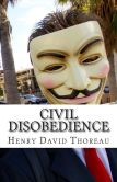 Book Cover Image. Title: Civil Disobedience, Author: Henry David Thoreau