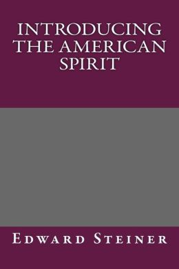 Introducing the American Spirit