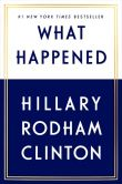 Book Cover Image. Title: What Happened, Author: Hillary Rodham Clinton