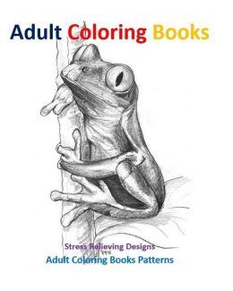 Adult Coloring Books Aquatic Animals Stress Relief