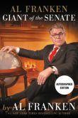 Book Cover Image. Title: Al Franken, Giant of the Senate (Signed Book), Author: Al Franken