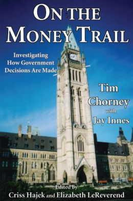 On the Money Trail: Investigating How Government Decisions are Made