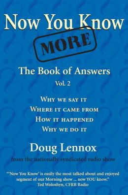 Now You Know More: The Book of Answers, Vol. 2