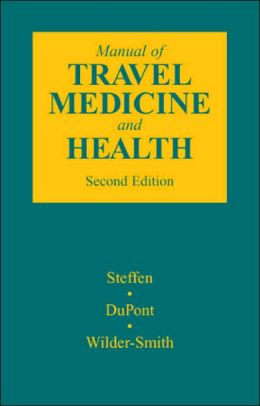 Manual of Travel Medicine and Health