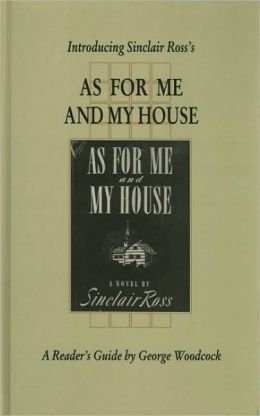 As for Me and My House: A Reader's Guide