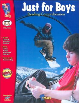 Just for Boys!: Reading Comprehension