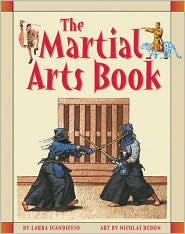 The Martial Arts Book