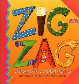 Zigzag: Zoems for Zindergarten