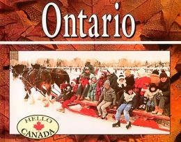 Ontario (Hello Canada Series)