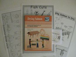Drying Salmon - Kit: Journeys into Proportional and Pre-Algebraic Thinking