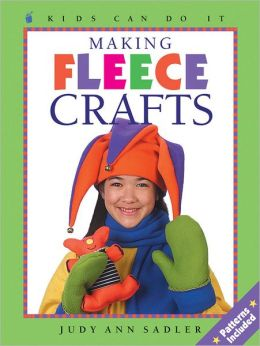 Making Fleece Crafts
