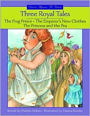 Three Royal Tales