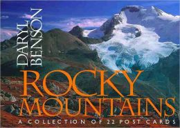 Rocky Mountains: A Collection of 22 Postcards