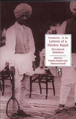 Letters of a Hindoo Rajah