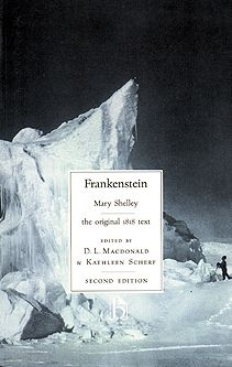 Frankenstein (Broadview Edition)
