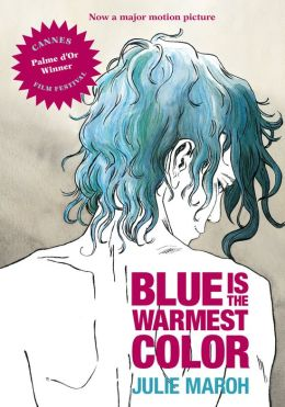 Blue Is the Warmest Color (Nook Comic)