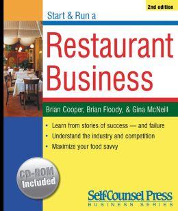 Start & Run Restaurant Business