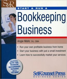 Start and Run a Bookkeeping Business