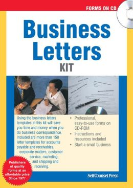 Business Letters Kit