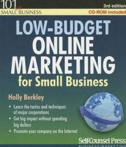Low-budget Online Marketing: For Small Business