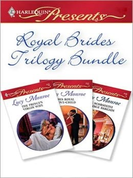 Royal Brides Trilogy Bundle