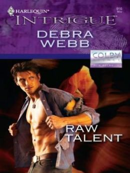 Raw Talent (Colby Agency Series #23)