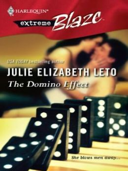 Domino Effect (Harlequin Blaze Series #272)
