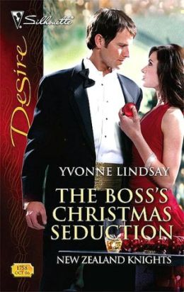 Boss's Christmas Seduction (Silhouette Desire Series #1758)