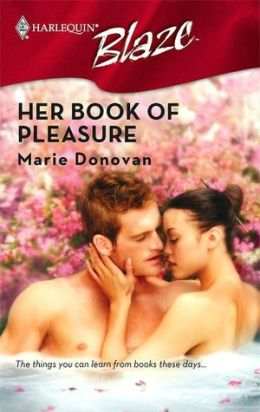 Her Book of Pleasure (Harlequin Blaze #302)
