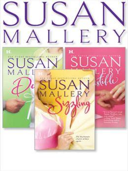 Susan Mallery Bundle: Delicious\Irresistible\Sizzling